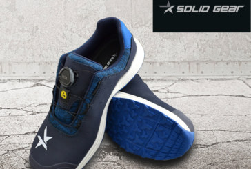 Solid Gear Releases OCEAN Safety Shoe