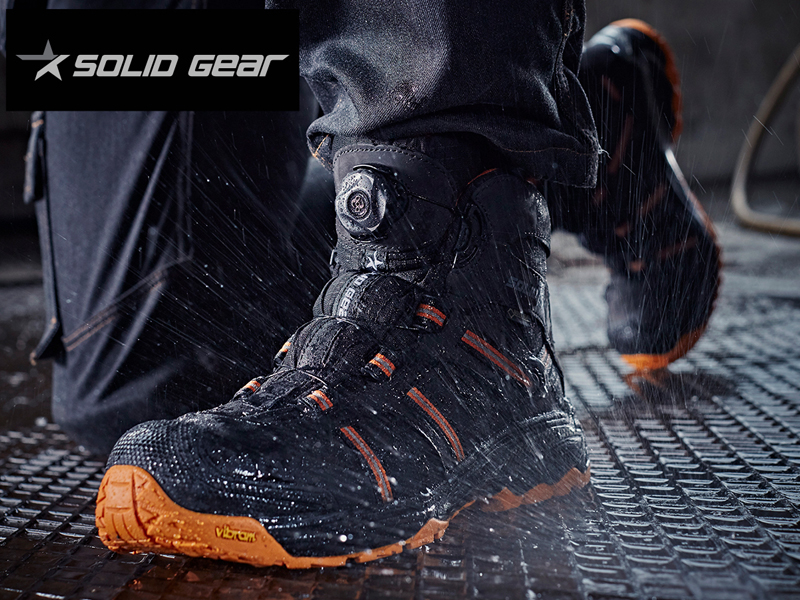 WIN Solid Gear Phoenix Safety Boots