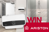 Win An Ariston Aures Slim Multi Electric Water Heater