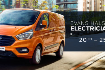 Buy a brand-new Ford Transit Custom for just £124 a month!