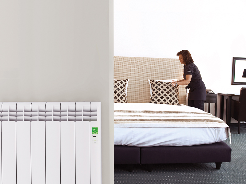 Is Electric Heating the best system for Hotels?