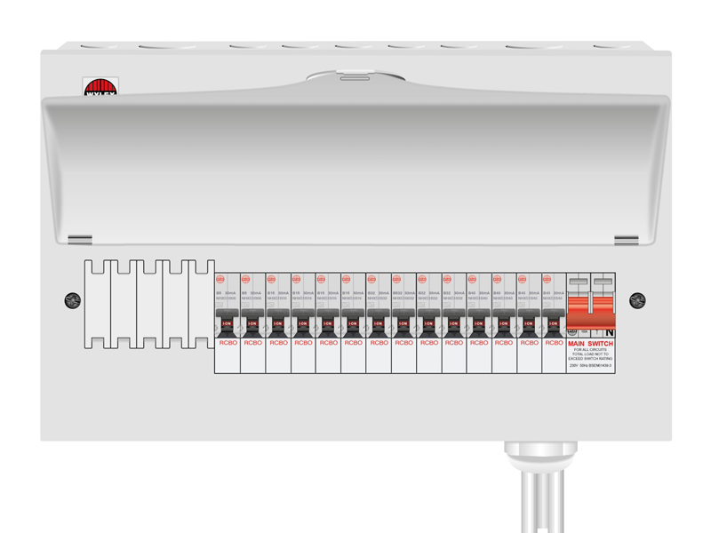 How Do The Wiring Regulations Affect Consumer Units & Domestic Residential Installs?