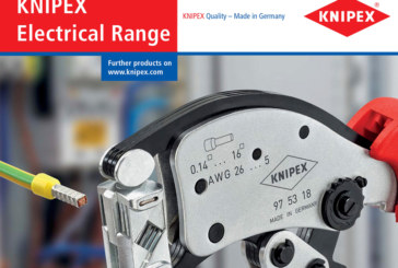 KNIPEX launches new Electrical Range catalogue