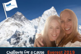 Rexel pair plan Everest fundraiser for EIC