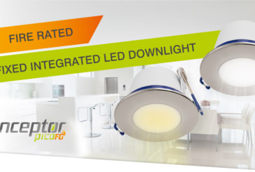 Fire-rated downlights – why it's better safe than sorry