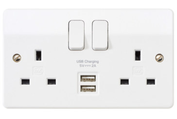 MK Electric talks USB safety for Child Safety Week