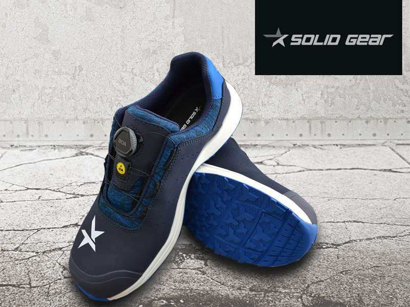 WIN: Solid Gear OCEAN Safety Shoe – 3 pairs to win