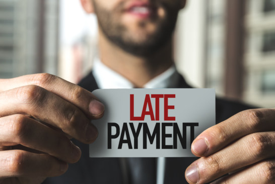 SELECTbacksdamningnewresearch findings on late payment