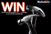 WIN: three Hultafors Hammer Sets to be won