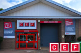 Bigger and better CEF store opens in Stratford-upon-Avon