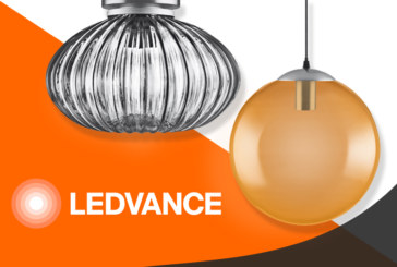 LEDVANCE unveils new Vintage luminaires in the Edition 1906 range