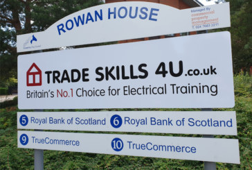 Trade Skills 4U open new training centre in Coventry