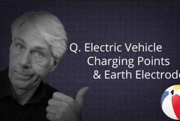 Are you installing Earth Electrodes correctly for Electric Vehicle Charging Points?