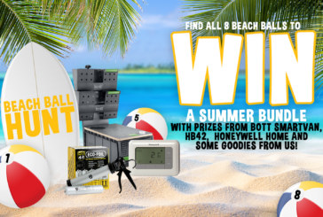 Join our Beach Ball Hunt to WIN a Summer Bundle!