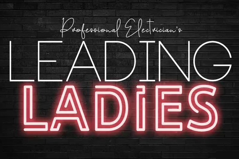 Leading Ladies: Little Miss Electrical