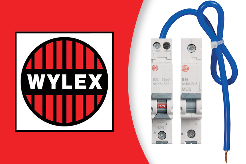 Wylex Consumer Units with A Type RCDs