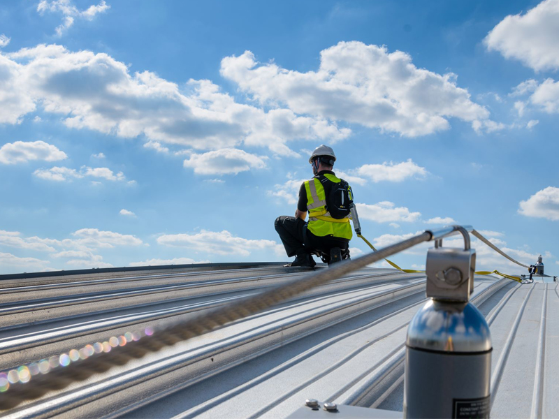 Top tips to consider before working at height