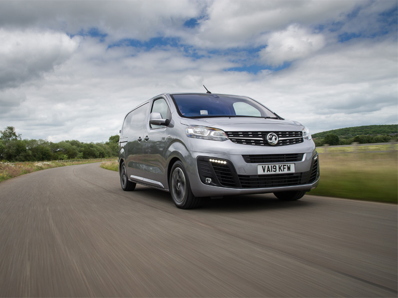 Product Test: Vauxhall Vivaro