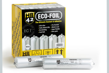 HB42 All-in-One launches 400ml Eco-Foils