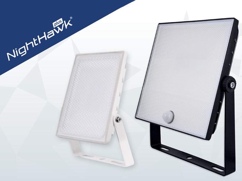 New slimline LED security lights from ESP