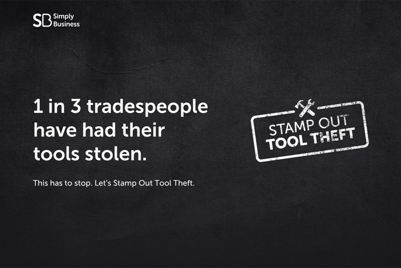 Stamp Out Tool Theft campaign launches