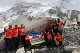 Everest base camp treck raises thousands for EIC