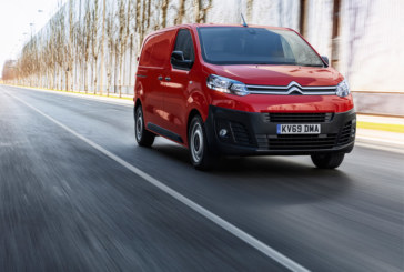 Citroën introduces two models to Dispatch range