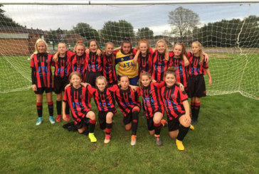 JTL sponsors Europe's most successful girls' football team