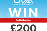 WIN: A Red Letter Day voucher – worth £200!