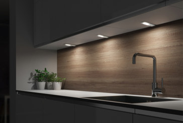 Sensio launches Quadra Pro cabinet light
