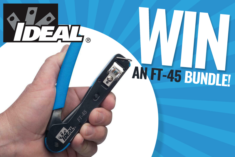 WIN: IDEAL FT-45 bundles