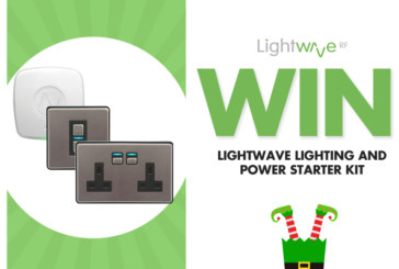 WIN a Lightwave Lighting and Power Starter Kit