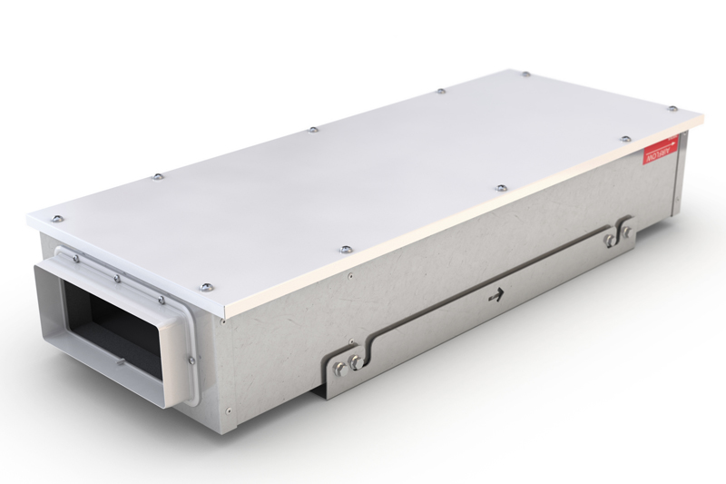 Domus Ventilation launch in-line filter