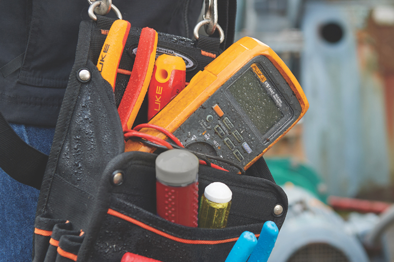 Fluke introduces The Fluke 87V MAX true-rms Digital Multimeter