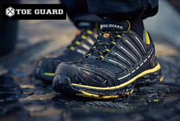 Toe Guard footwear