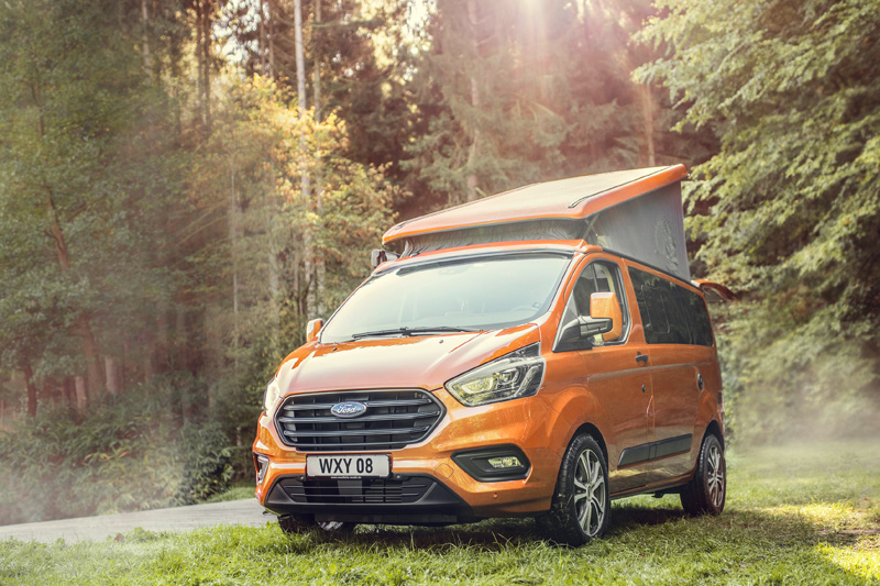 Ford Transit Custom Nugget now available to UK customers