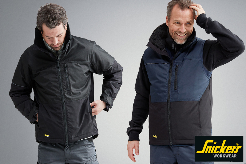 Snickers Workwear New ALLroundWork Jackets and Gilets