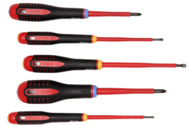 WIN! An Ergonomic VDE Screwdriver Set from Bahco