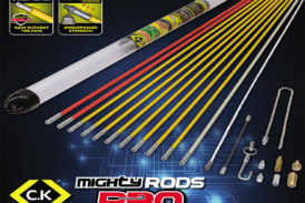 WIN! A C.K Tools MightyRod Pro Cable Rod Super Set