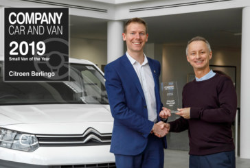 Citroën Berlingo celebrates new year with another award