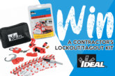 WIN! A Contractor's Lockout/tagout Kit from IDEAL INDUSTRIES EMEA