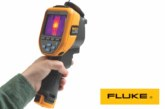 New Fluke thermal imaging camera
