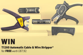 WIN! A C.K Automatic Cable & Wire Stripper Tool