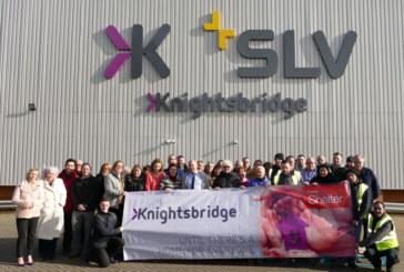 Knightsbridge raise money for Shelter