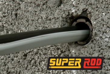 'Quick through brick' routing tools from Super Rod