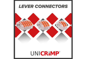 New Lever Connectors from Unicrimp