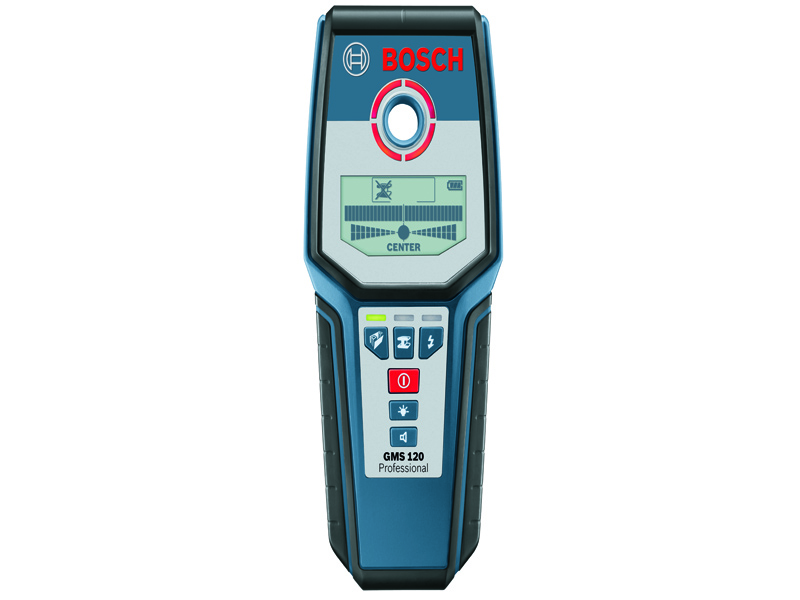 WIN! A Bosch GMS 120 Professional Detector