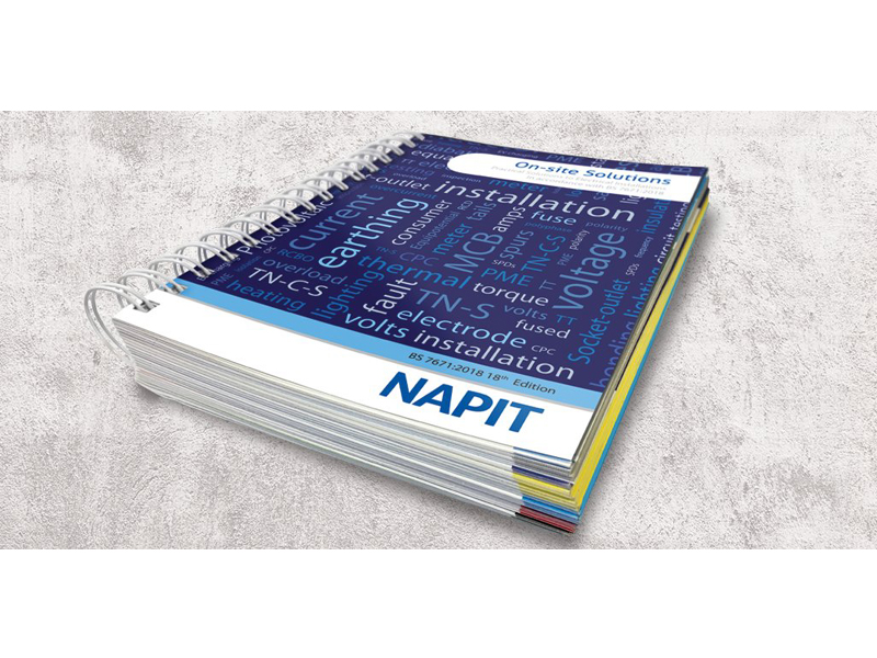 Product Test: NAPIT's On-Site Solutions book