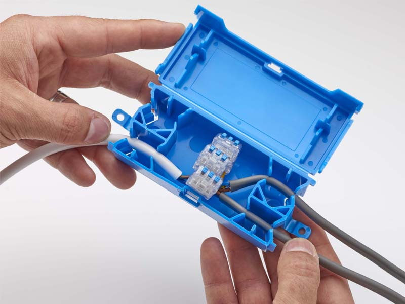 Product Test: IDEAL Industries EMEA Connectors, Tape and Enclosures