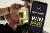 WIN! 4 X £420 in Rated People Credit